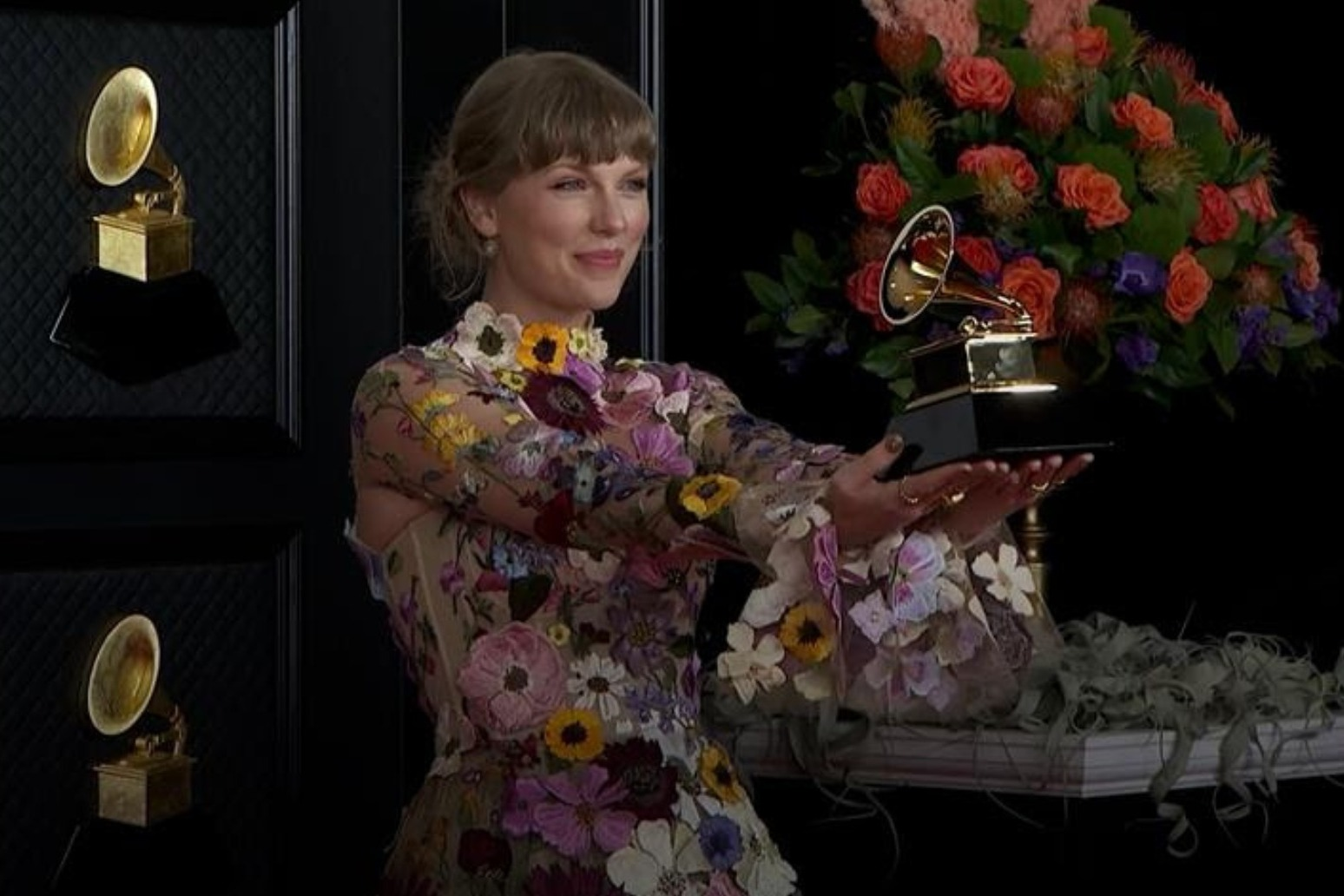 The main winners at the 63rd Grammy Awards