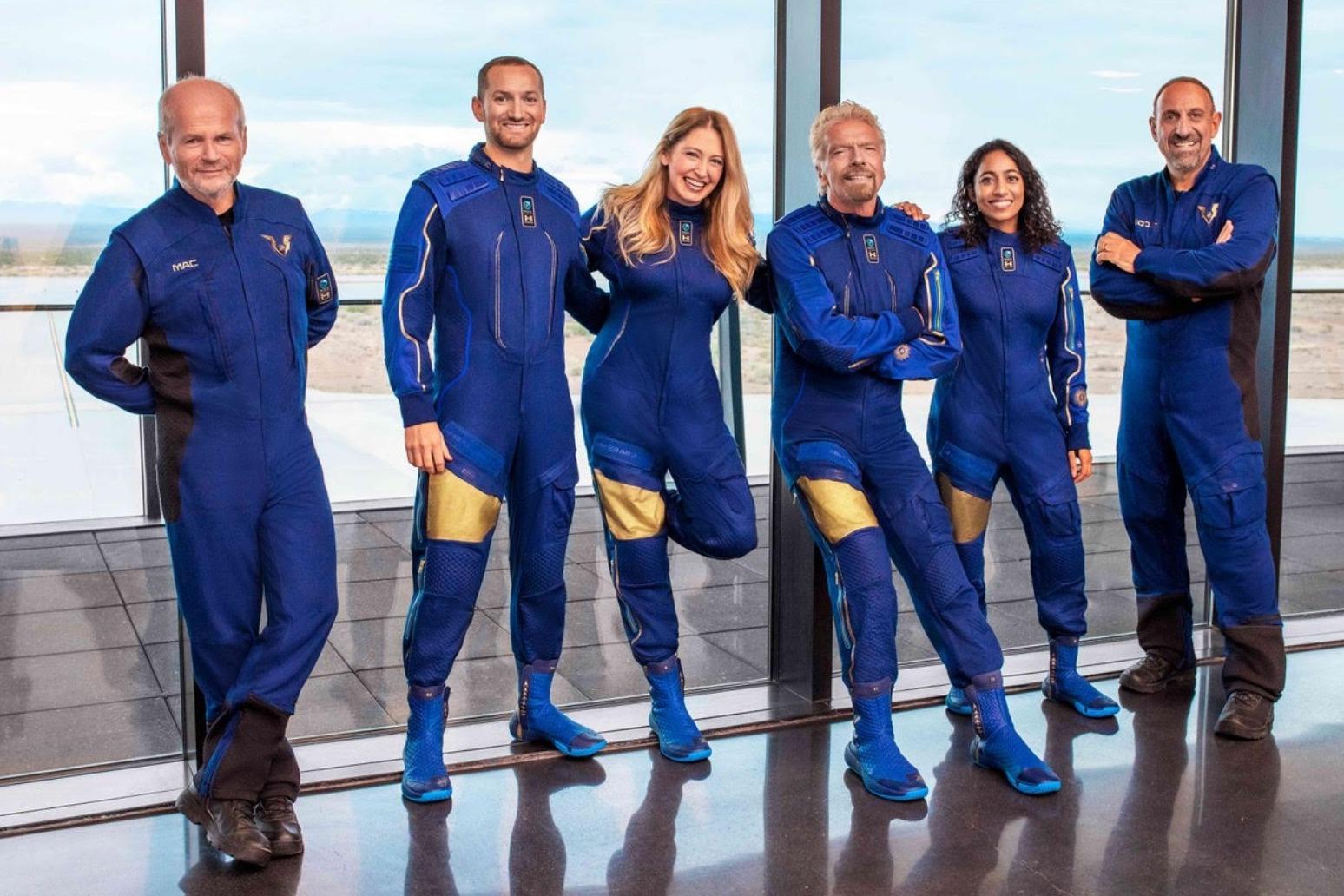 Richard Branson\'s Virgin Galactic is Preparing for Launch